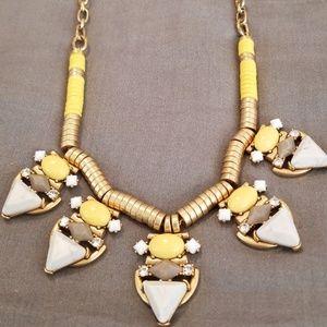 Jewelry - Statement necklace. Adjustable. Gently worn.